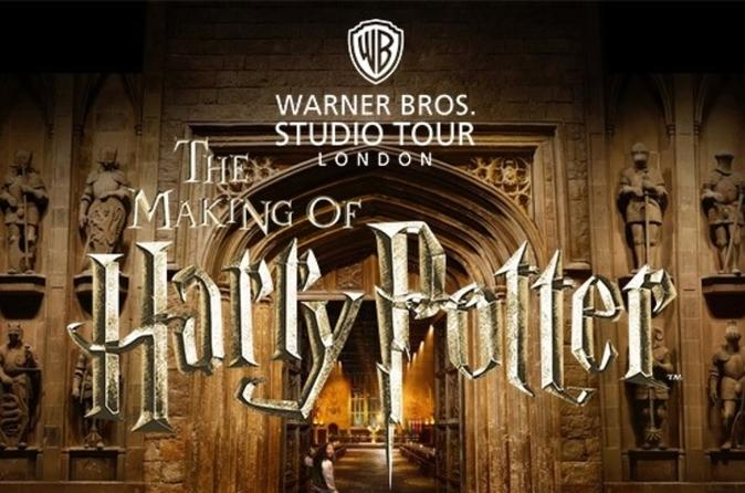 Breakfast Reception at Warner Bros. Studio Tour London