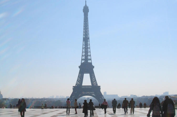 Independent Day Trip to Paris from London by Eurostar Including an Open Top Bus Tour