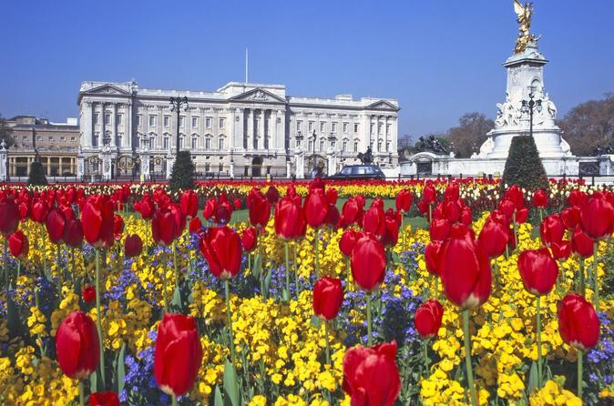 Self-Guided Buckingham Palace and Windsor Castle Tour
