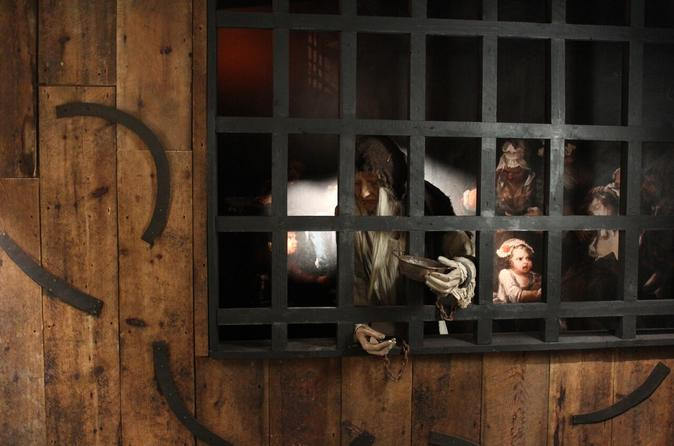 The Clink Prison Museum Admission Tickets