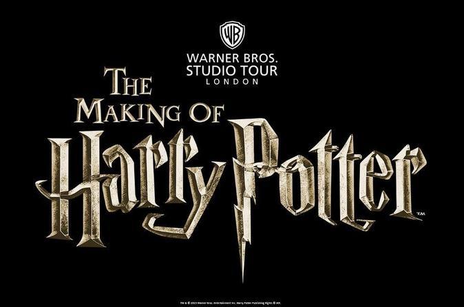 Warner Bros Studio Tour London The Making of Harry Potter from King's Cross St Pancras or Paddington