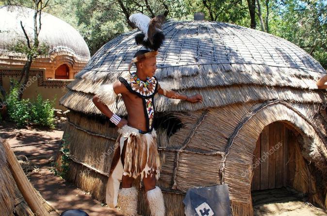 Cradle Of Human Kind&Lesedi Cultural Tour - Johannesburg