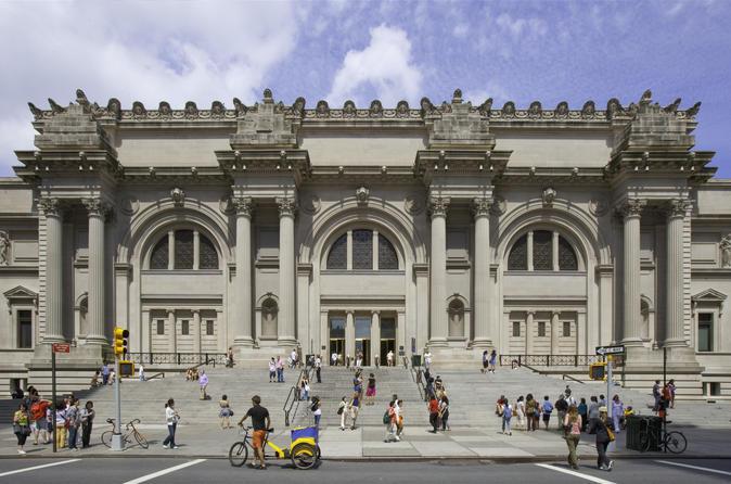 Entrada para o Museu Metropolitano de Arte com acesso ao The Met Breuer e ao The Met Cloisters