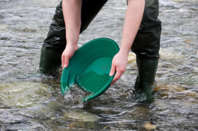 Juneau Super Saver: Gold Panning and Salmon Bake