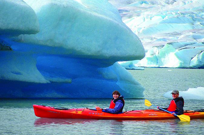 Mendenhall Lake Kayak Tour