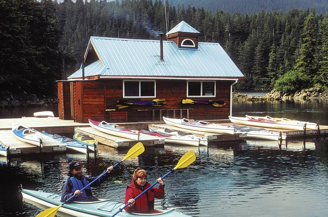 Sitka sea kayaking adventure in sitka 108505