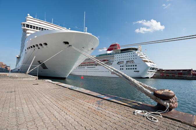 Rome Shore Excursion: Pre-Cruise Private Sightseeing Tour Including Civitavecchia Port Drop-Off
