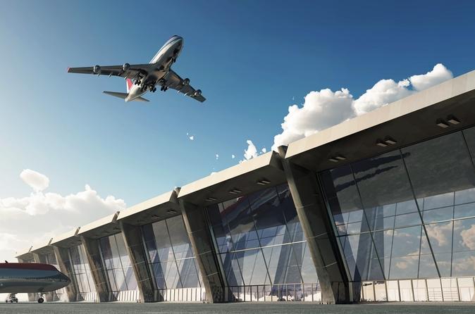 Traslado compartilhado em Roma: Aeroporto de Fiumicino ao Porto de cruzeiro de Civitavecchia