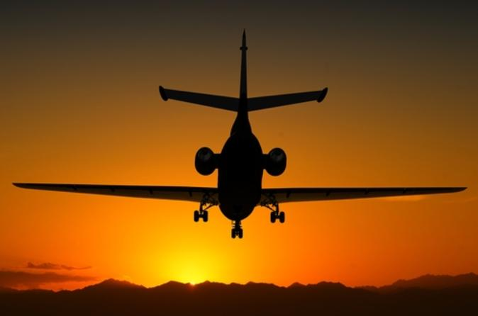Traslado particular: do Aeroporto Fiumicino de Roma para o Porto de Civitavecchia