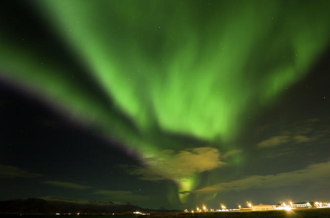 Kopar Fine Dining Dinner and Northern Lights Cruise from Reykjavik