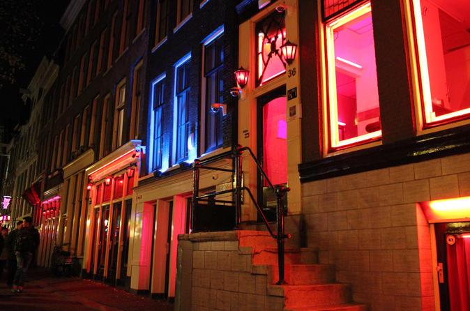 Red light district tour meet a window girl aloadofball Gallery