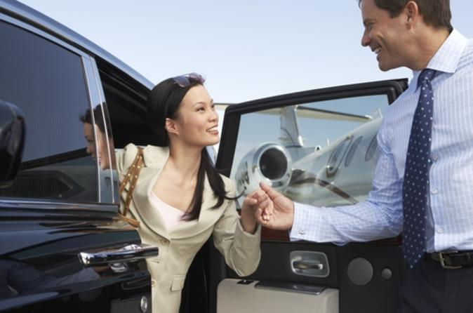 Private Arrival Transfer: Beirut International Airport to Hotel