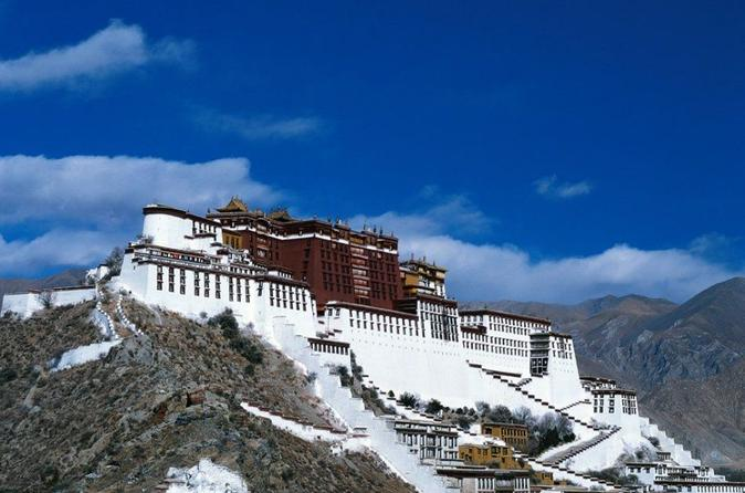 4 day essence tour of lhasa in lhasa 187421