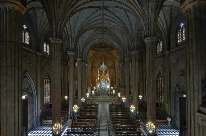 Guided Tour of the Historic San Sebastian Basilica (Manila)
