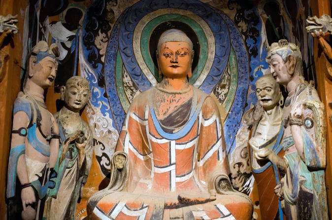 2 day private tour to mogao caves in dunhuang in dunhuang 211751
