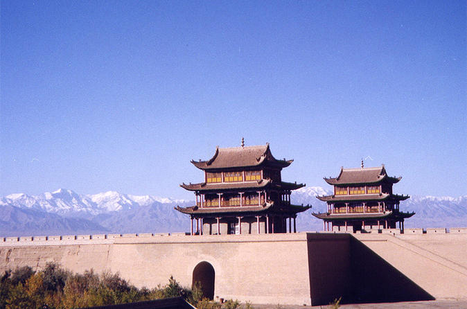 3-Night Private Tour to Dunhuang and Jiayuguan