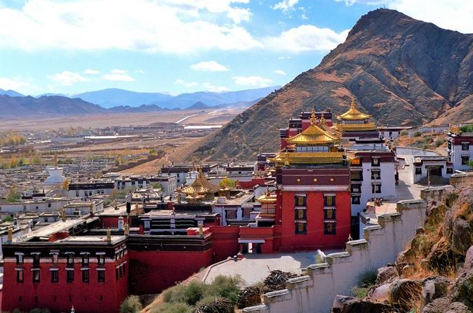 5 day private tour lhasa gyangtse and shigatse in tibet 213743