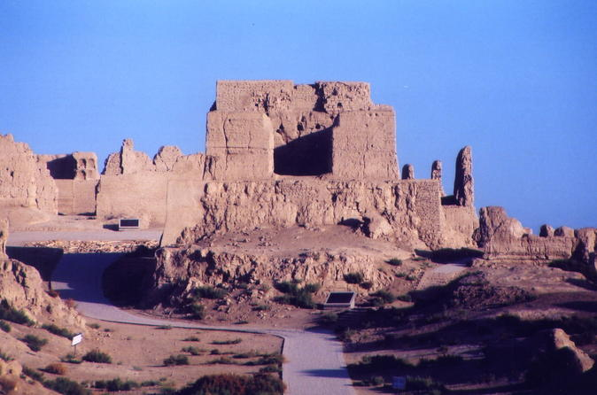 5 night silk road tour from urumqi to dunhuang including high speed in xinjiang uygur 212100