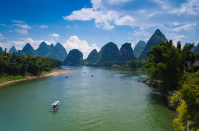 6-Day Best of Southern China Private Tour: Hong Kong, Guangzhou, Guilin and Yangshuo Including Pearl River
