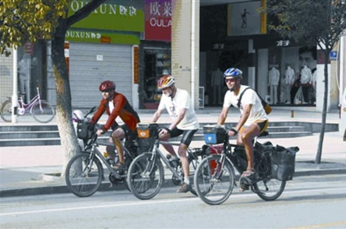 Chengdu Half-Day Bike Tour