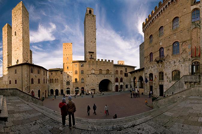 Private Tour: San Gimignano Walking Tour