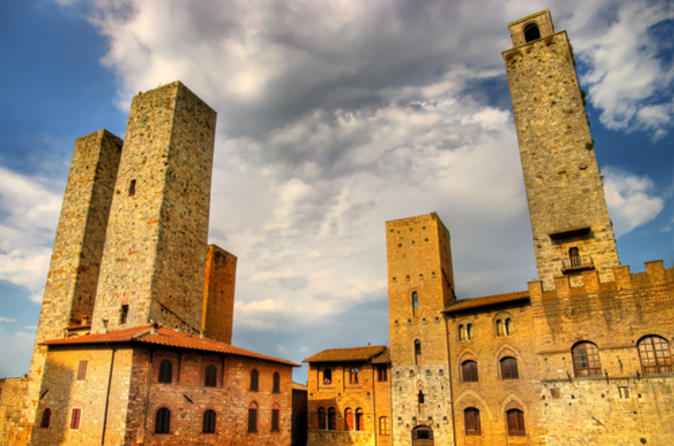 Small group san gimignano and volterra day trip from siena in siena 110132