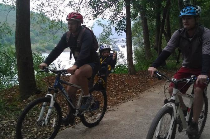 5 day yangshuo family adventure biking caving river cruise and in guilin 120214