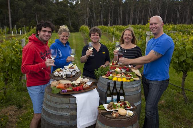 Bruny island 6 course gourmet day trip from hobart in hobart 219068