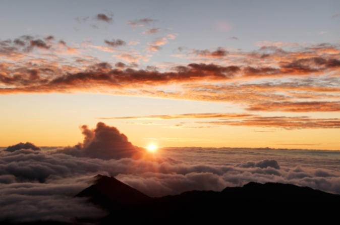 Small-Group Tour: Luxury Haleakala Sunrise Experience