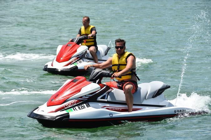30-Minute Guided Jet Ski Tour from Coconut Grove
