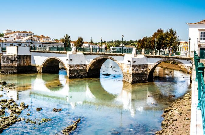 Castro Marim, Tavira And Faro Small Group Day Trip With Optional Boat Tour - Albufeira