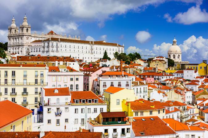 Lisbon Walk-On Walk-Off Tour