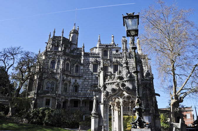 Excursão para grupos pequenos em Sintra saindo de Lisboa com Cabo da Roca e Cascais