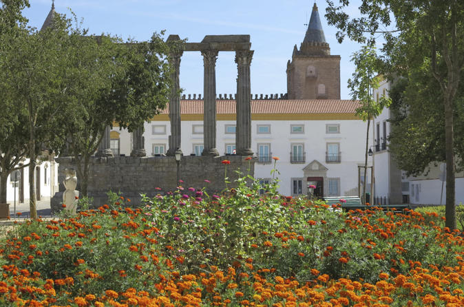 Small-Group Évora Day Trip from Lisbon with Olive Oil Tastings