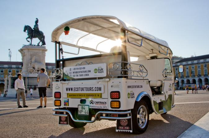 A La Carte Tour on an EcoTuk Tuk