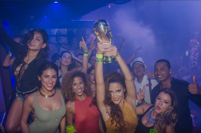 Las Vegas Bar and Nightclub Crawl