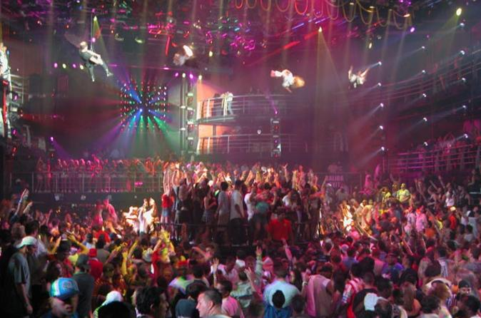 VIP Nightclub Tour in Playa del Carmen