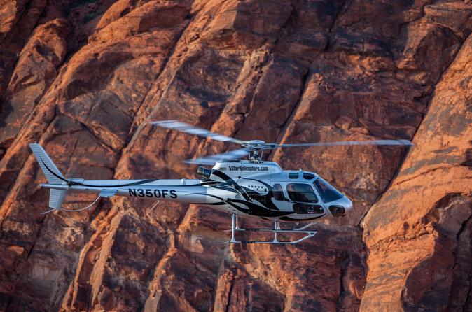 Extended Grand Canyon West Rim Air-Only Helicopter Tour