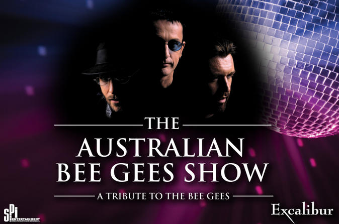 Os Australian Bee Gees: Um tributo aos Bee Gees