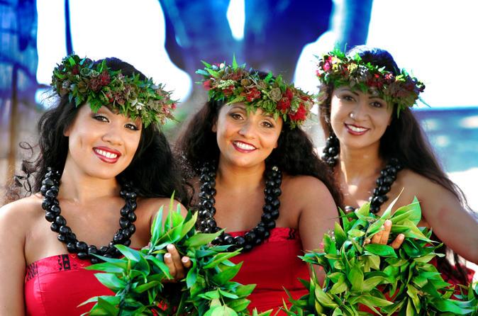 Island Breeze Luau on the Big Island