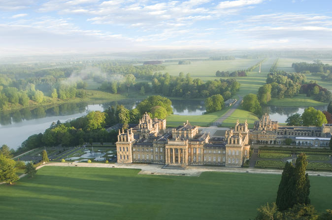 Cotswolds Villages and Blenheim Palace Day Trip From London Plus Country Pub Lunch