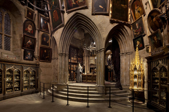 Excursão ao Warner Bros. Excursão ao Estúdio de Londres – Viagem de um dia para as Filmagens de Harry Potter e Oxford saindo de Londres
