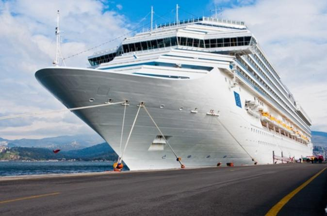 London Transfer: London Hotels or Heathrow Airport to Harwich Port