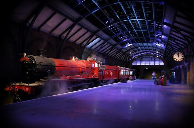 Small-Group Warner Bros. Studio Tour London - The Making of Harry Potter and Oxford