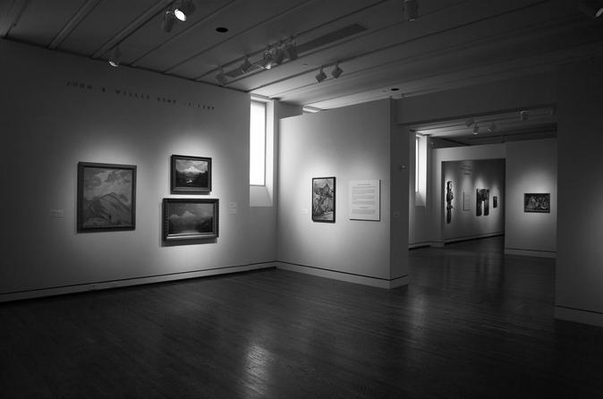 Low Light Photography at the Portland Art Museum
