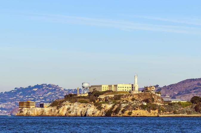 Alcatraz Admission and Wine Country Bike Tour