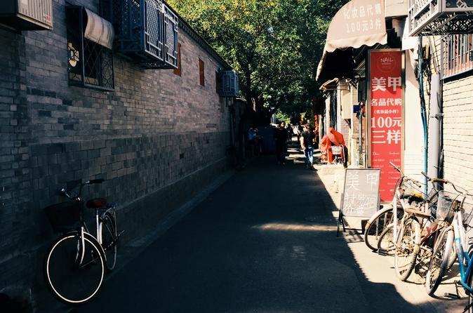 3 Hours Beijing Private Bike Tour