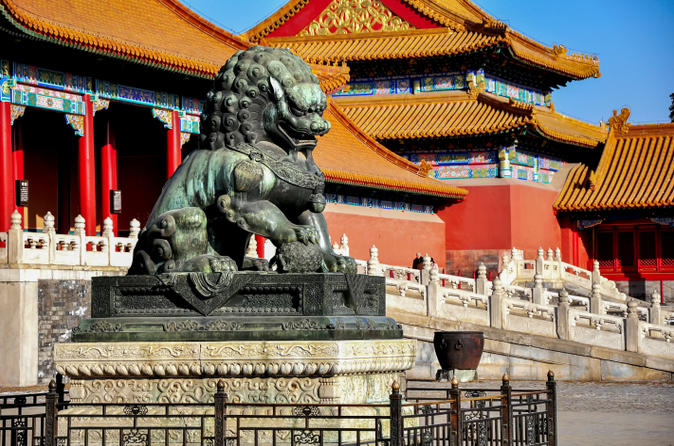 Beijing your way private independent tour with optional guide in beijing 161582