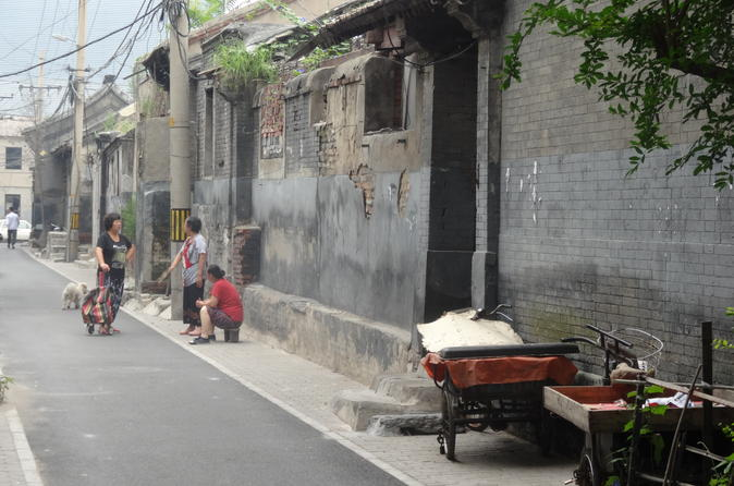 Full Day Cultural Tour in Beijing: Chinese Calligraphy, Paper Cutting and Hutong Experience