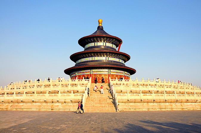 Passeio Privado: Praça Tiananmen, Cidade Proibida e Templo do Céu em Pequim